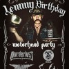 24.12 – Tribute To Motorhead | LEMMY BIRTHDAY – клуб Театръ (Мск)