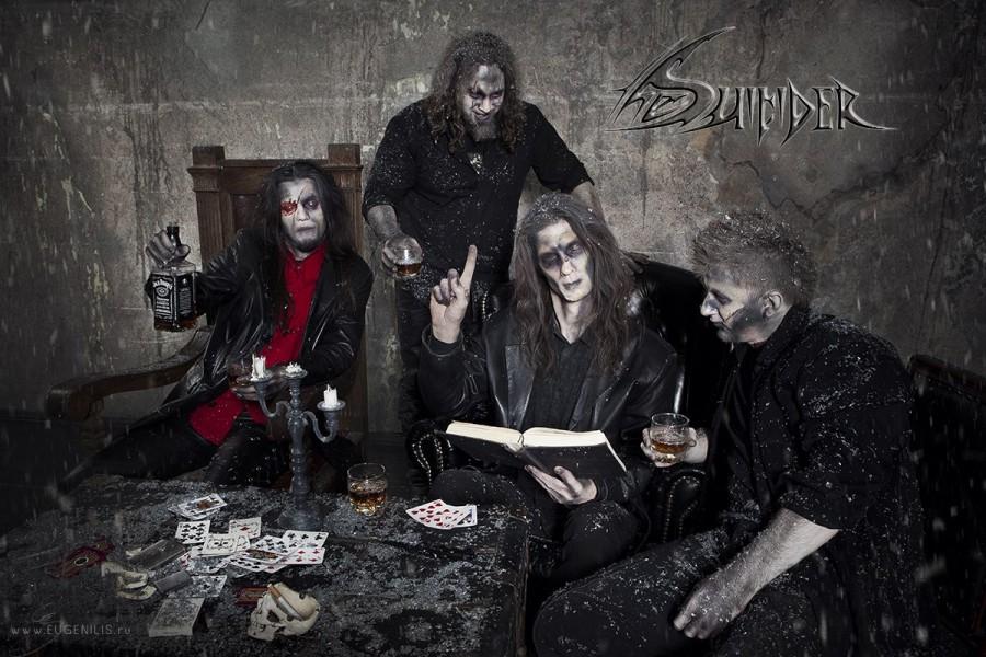Официальный клип группы THE SUICIDER – 2012