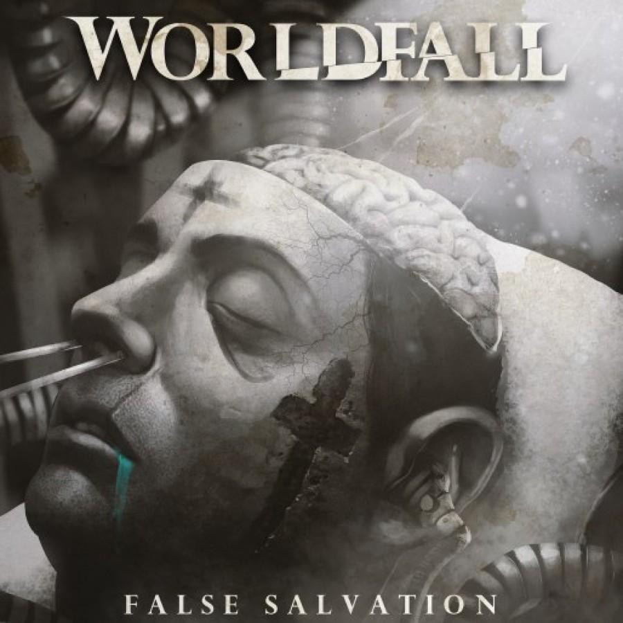 """Worldfall –  """"False Salvation"""" (LP)"""