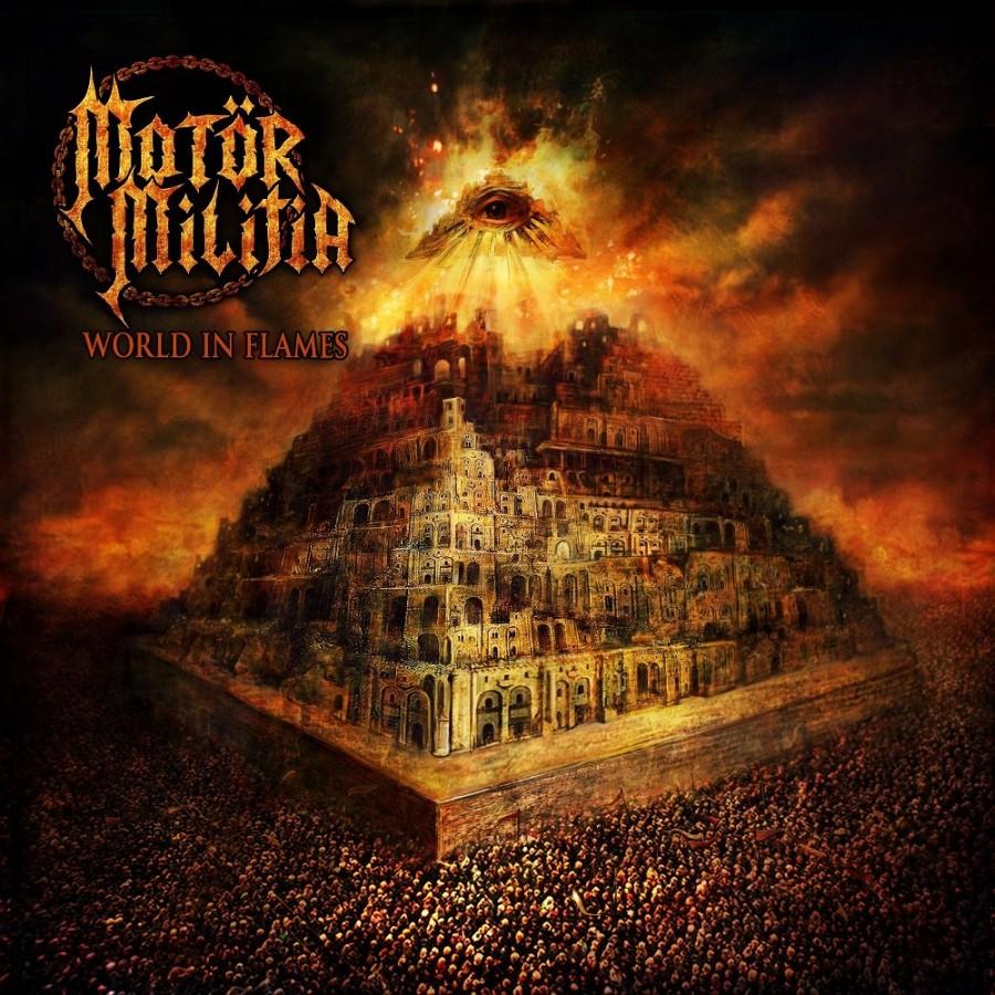 Третий альбом Motör Militia