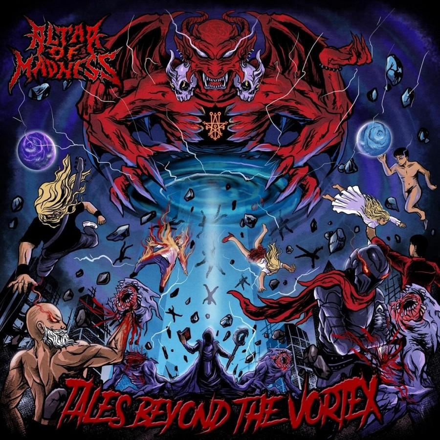 Дебютный альбом Altar of Madness