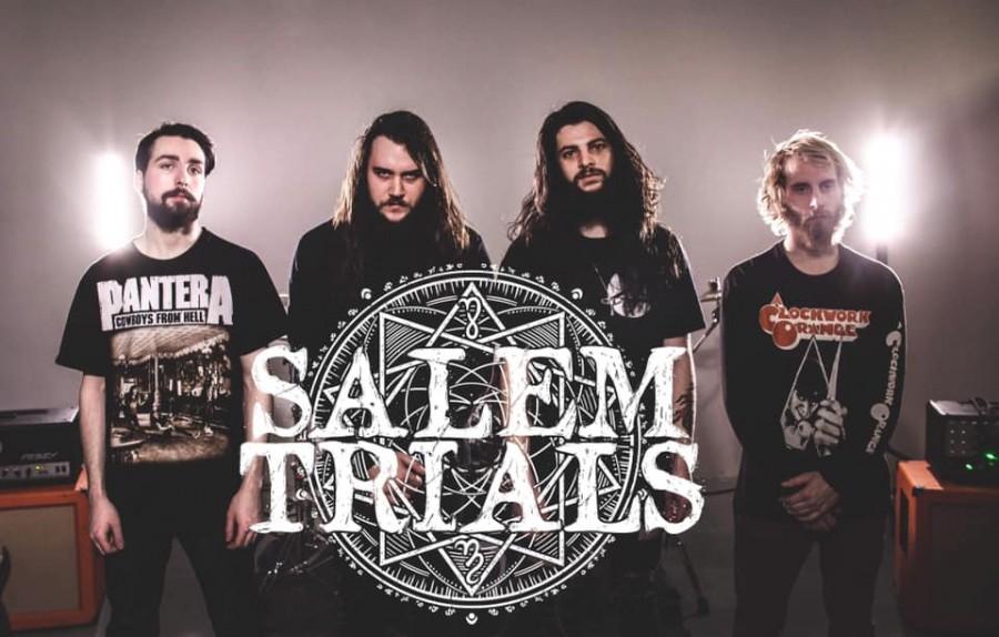 Новый сингл Salem Trials