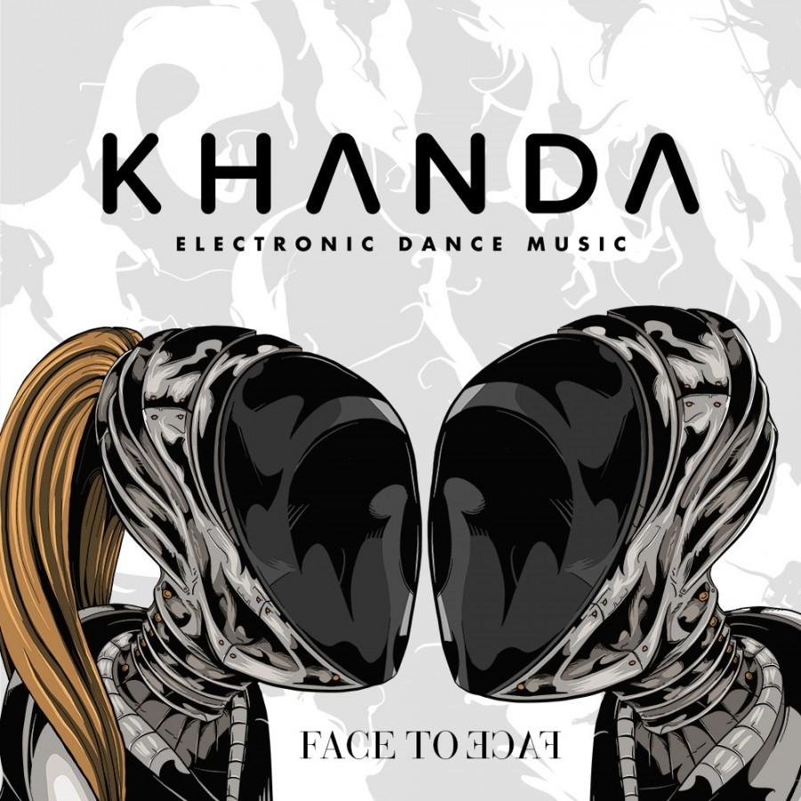 Немецкий EDM музыкант DJ Khanda выпустил альбом 'Face To Face' и два клипа