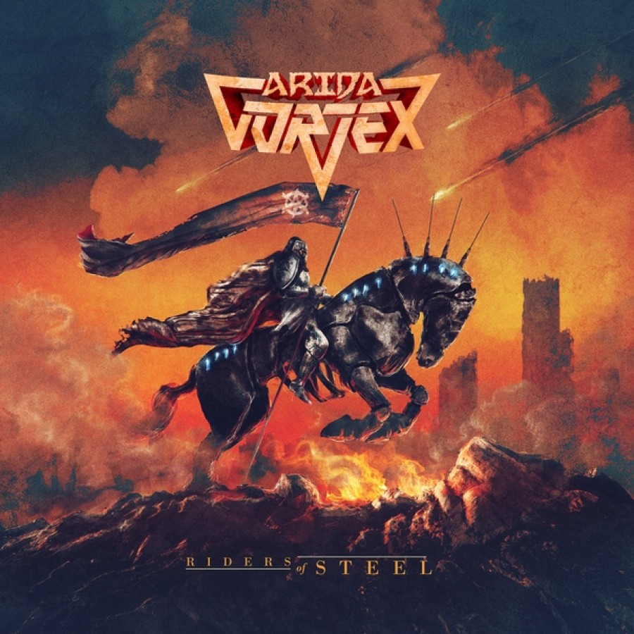 Новый альбом ARIDA VORTEX