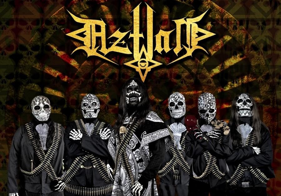 Новый сингл мексиканцев Aztlan