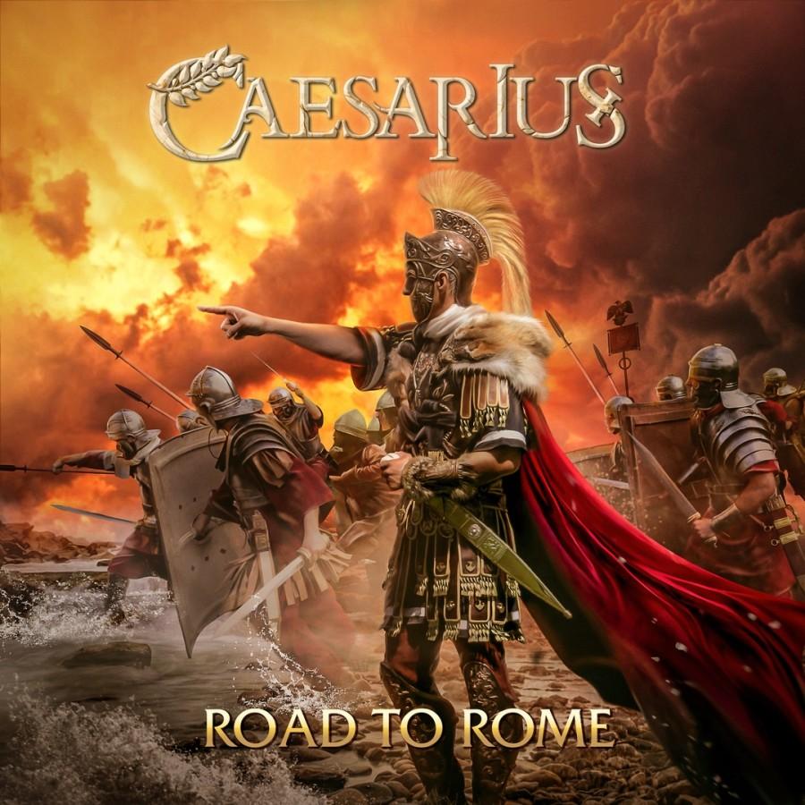 Caesarius – Road to Rome (2019)
