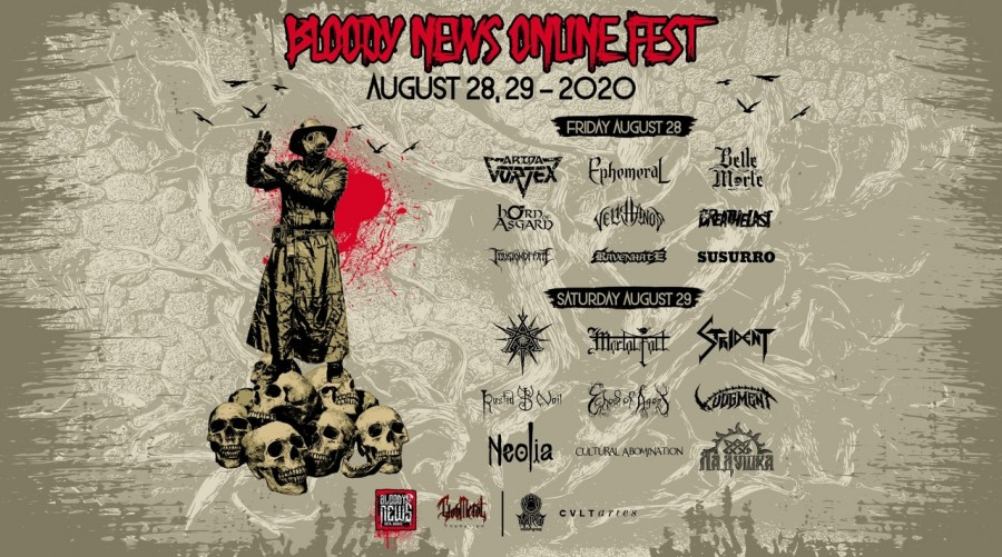 Bloody News Online Festival 2020!