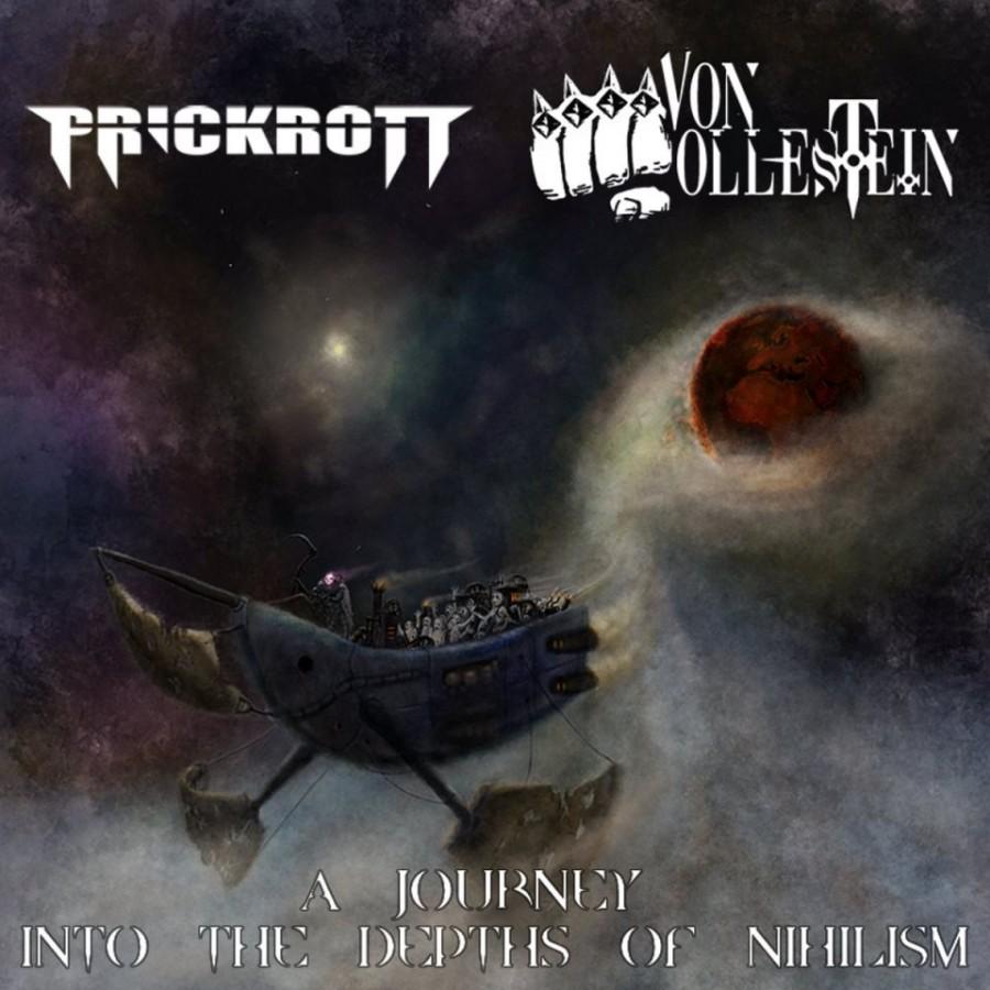 Голландцы Prickrott выпустили сплит с группой Von Mollestein