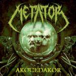 Дебютный альбом группы Metator